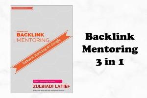 Backlink Mentoring 3 in 1