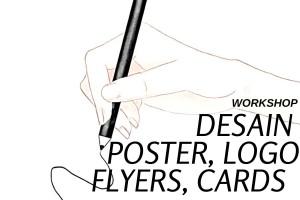 Jasa Design Poster, Logo, Flyers, Cards