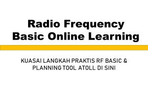 Radio Frequency Basic Online Learning