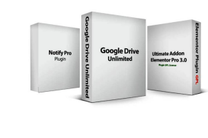 Google Drive Unlimited free Notify Pro+ Elementor Pro/ Ultimate addon