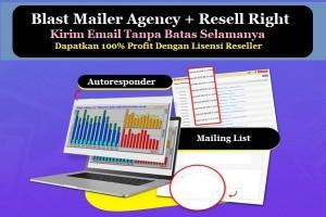 Blast Mailer Agency Kirim Email Tanpa Batas