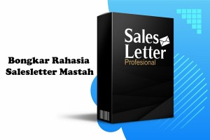 Sales Letter Profesional