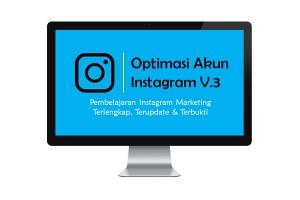 Optimasi Akun Instagram V.3