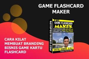 Flashcard Maker Paket Personal