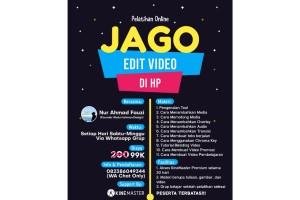 Jago Edit Video di HP Menggunakan Aplikasi KineMaster