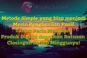 Nishu System - Cara dapat pasif income dari autopilot trafik instagram dan twitter