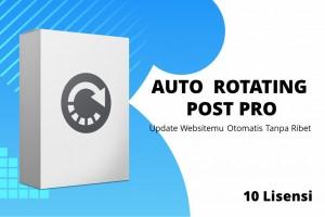 Auto Rotating PRO - 10 Lisensi