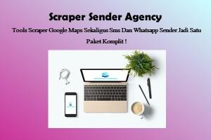 Scraper Sender Paket Gold