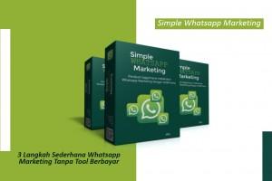 Simple Whatsapp Marketing